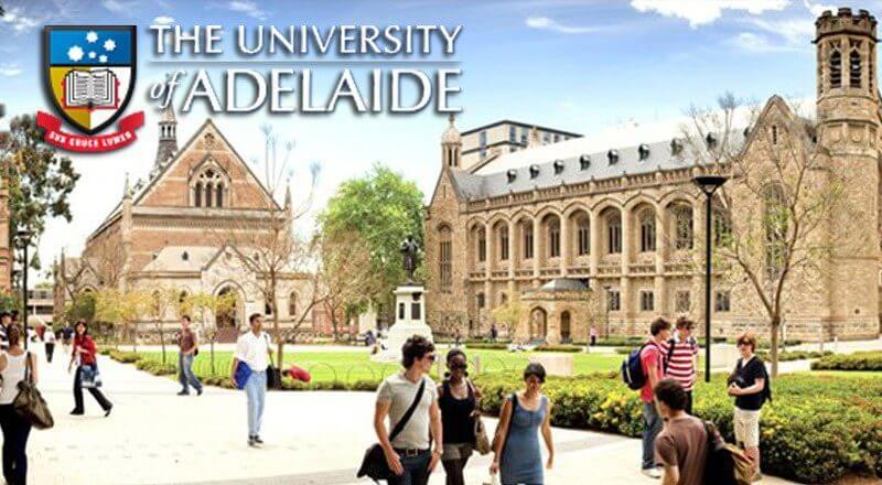Adelaide Refugee & Humanitarian Postgraduate Scholarship For International Students To Study in Australia