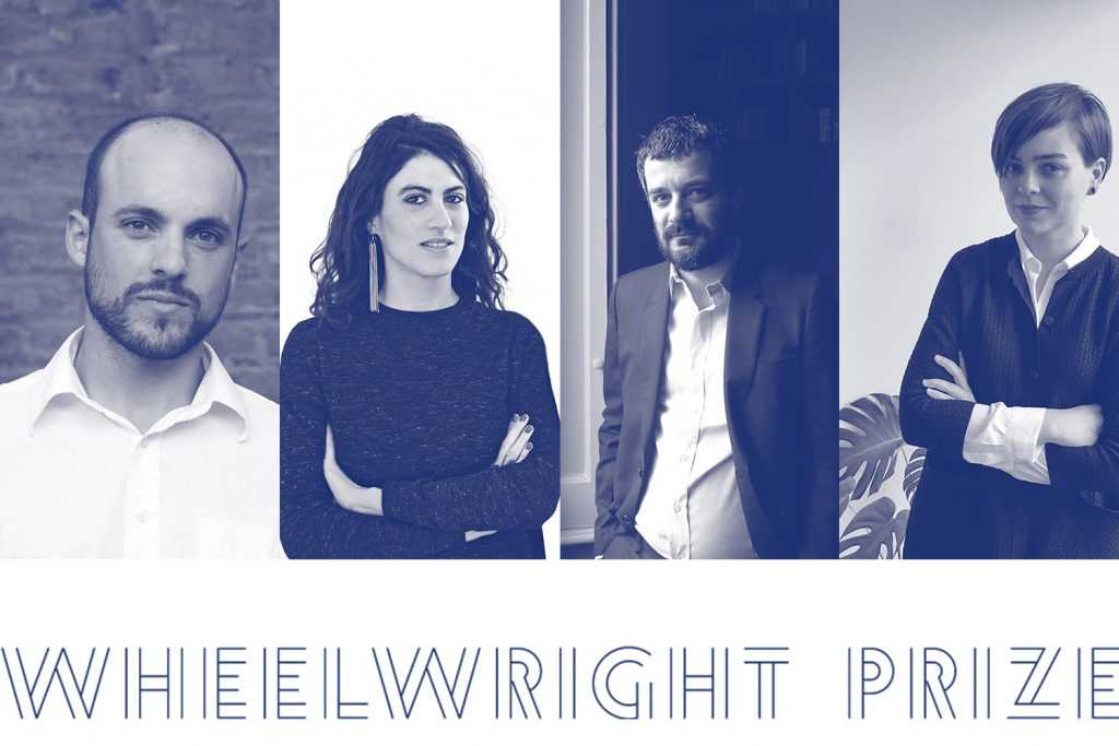 Havard Gradaute School Of Design Wheelwright Prize 2020 at Havard University