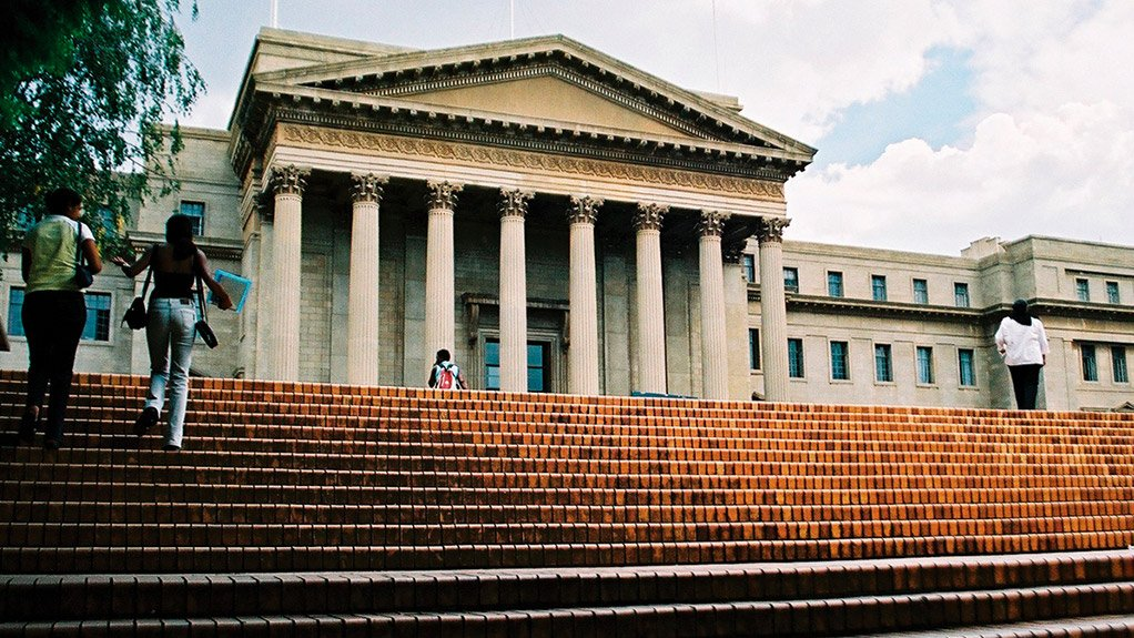 Postgraduate Merit Awards 2020 at the University of the Witwatersrand South Africa