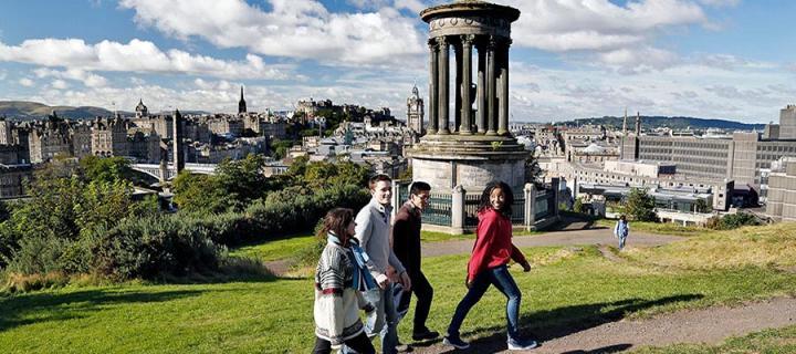 Robertson International Awards at University of Edinburgh 2020/2021