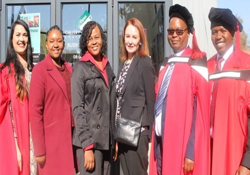 Doctoral Scholarships in Higher Education and Human Development in South Africa