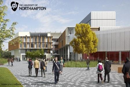 University of Northampton EU Scholarship 2020