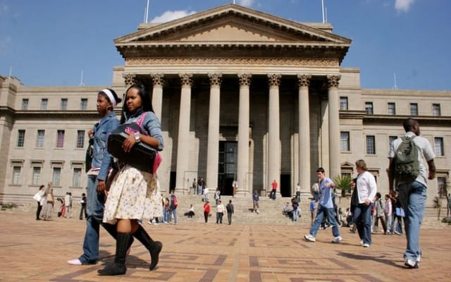 University of Witwatersrand Postgraduate Fee