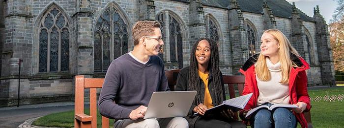 University of Aberdeen Entrance Scholarship Scheme