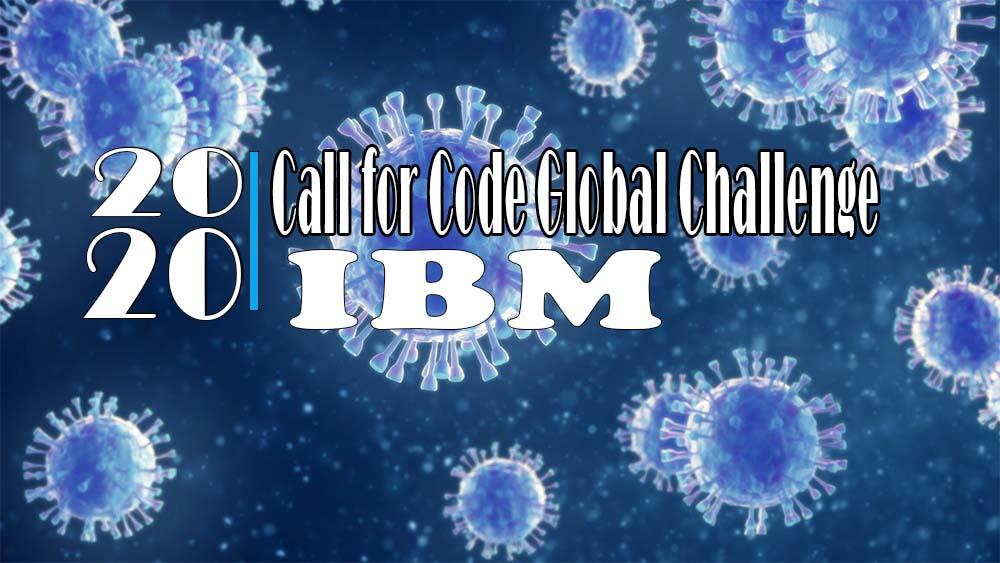 IBM COVID-19 Call for Code Global Challenge 2020