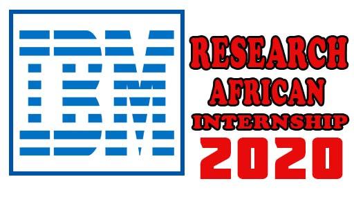 IBM Research African Internship 2020