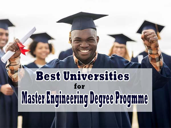 Best Universities for Master Engineering Degree in Nigeria