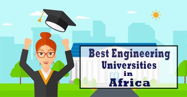Best Engineering Universities In Africa