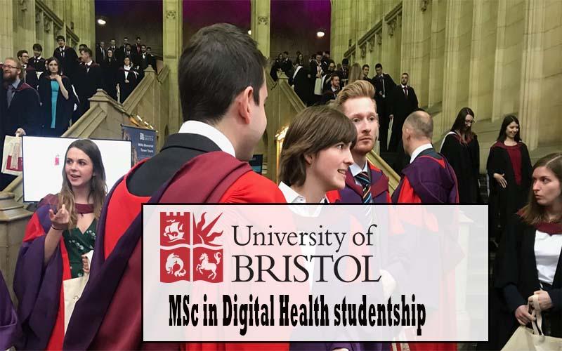 MSc in Digital Health Postgraduate Programme at University of Bristol