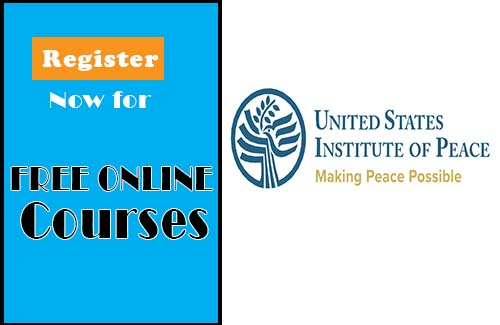 United States Institute of Peace Online Courses