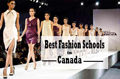 Fashion Schools In Canada Best List College Reporters