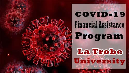 La Trobe University COVID-19 Financial Assistance Program 2020