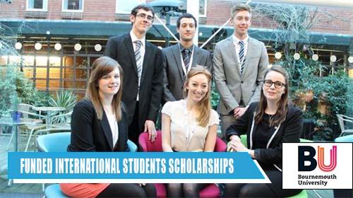 Funded Chevening Scholarship Scheme at Bournemouth University