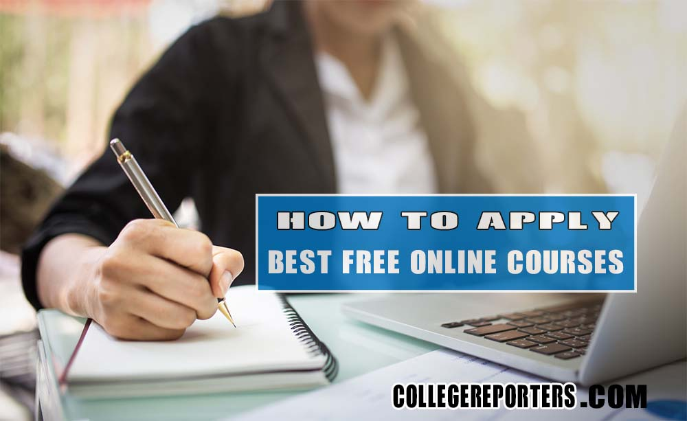 Best Free Online Courses with Free Certificates and How to Enroll