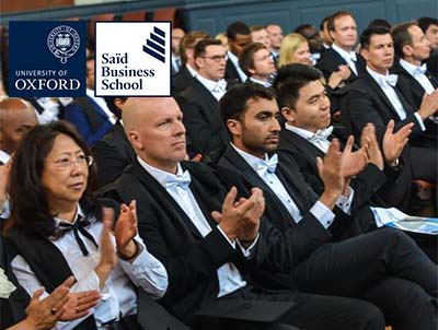 Oxford Saïd Business School Executive MBA Director's Funding
