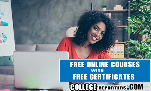 List Top Free Online Courses with Free Certificates 2020/2021