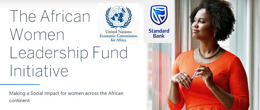 UNECA/Standard Bank Group African Women Leadership Fund Initiative for African Women Fund Managers