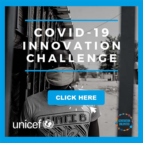 UNICEF COVID-19 Innovation Challenge Program 2020