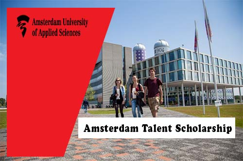 Amsterdam Talent Scholarship (ATS) 2020 for Non-EEA Students in Netherlands