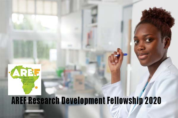 AREF Research Development Fellowship 2020