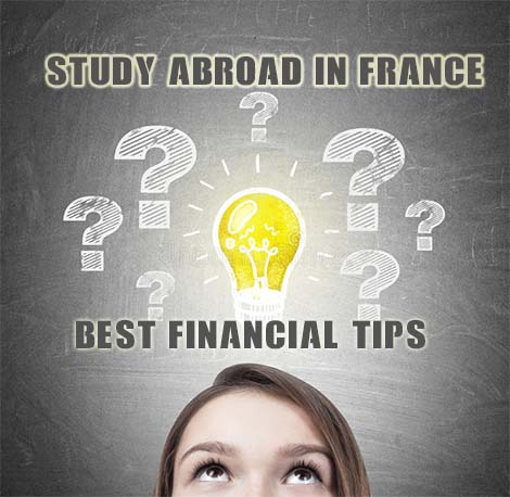 Best Finance Tips For Studying Abroad in France