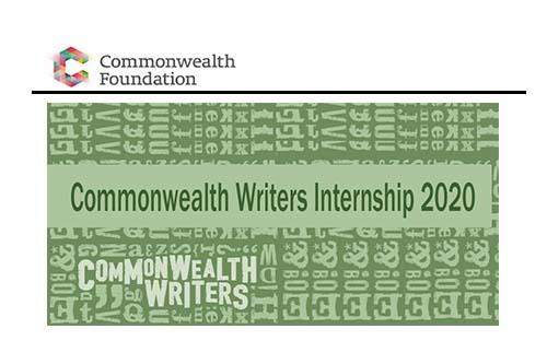 Commonwealth Writers Internship Program 2020 in London,UK
