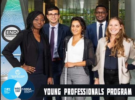 World Bank Group Young Professionals Program (YPP) 2021