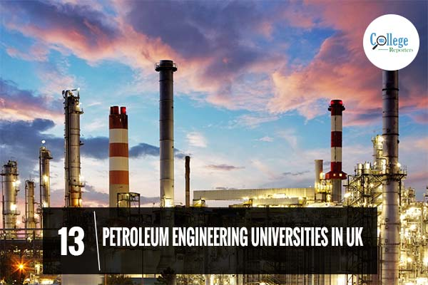 Best Petroleum Universities in UK