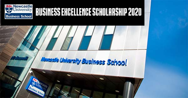 Newcastle University Business Excellence Scholarship