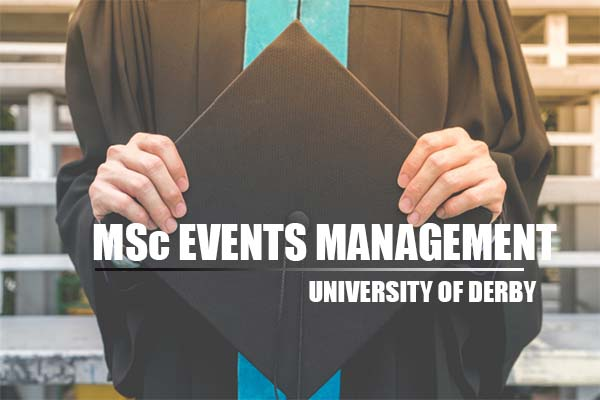 MSc Events Management University of Derby