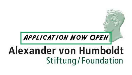 Alexander von Humboldt Foundation International Climate Protection Fellowship 2021