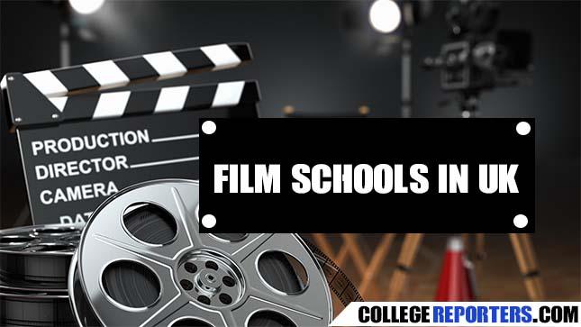Best Film Schools In The UK