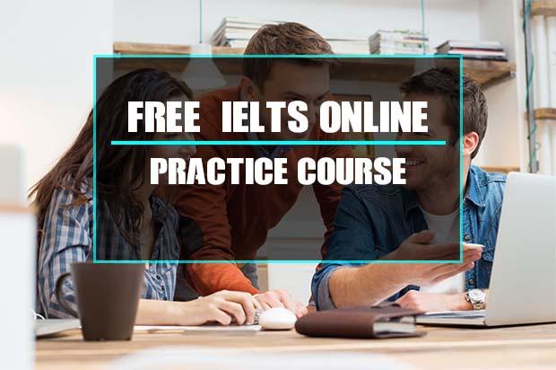 Free IELTS Online Preparation Course