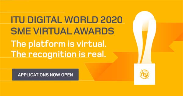 ITU Telecom Digital World SME Virtual Awards 2020