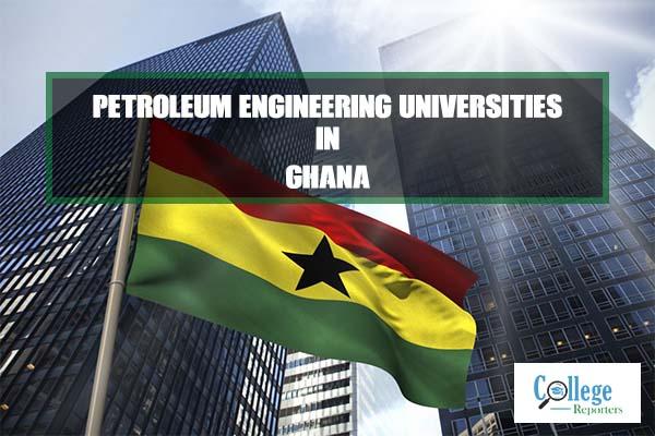 Universities Offering Petroleum Engineering in Ghana