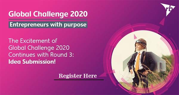Reckitt Benckiser (RB) Global Challenge 2020