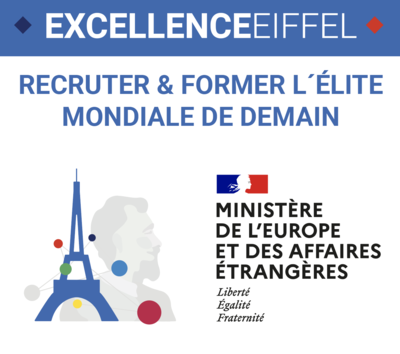 Eiffel Excellence Masters and PhD Scholarships 2021/22 for International Students in France