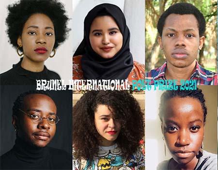 Brunel International African Poetry Prize 2021