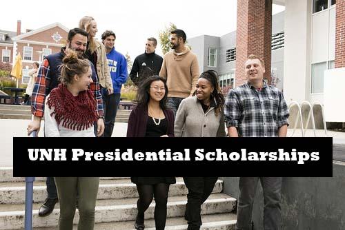 University of New Haven International Presidential Scholarships for Undergraduate Students