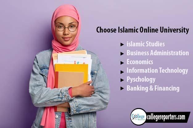 Islamic Online University Programs