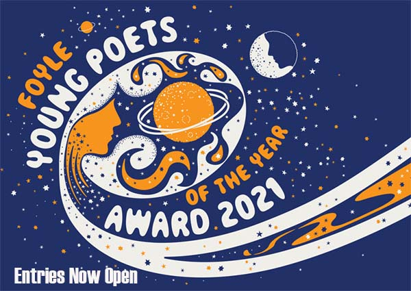 Foyle Young Poets Award for the year 2021