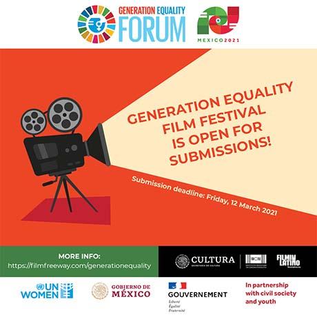 Generation Equality Film Festival 2021