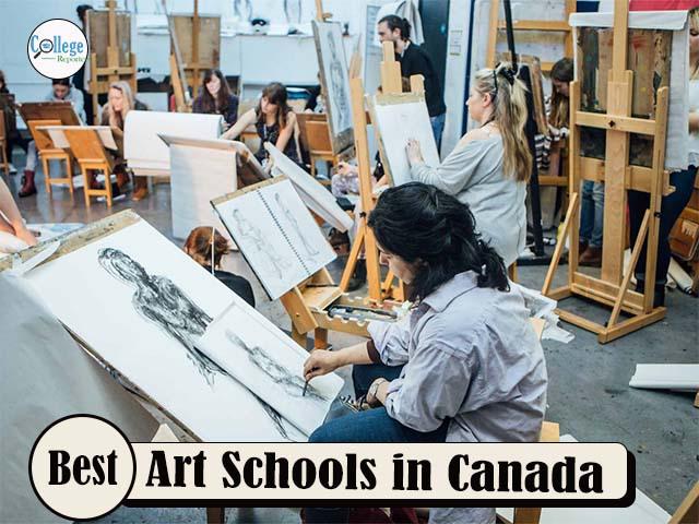 Best Art Schools In Canada
